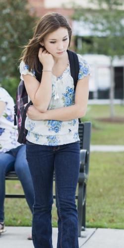 Journal intime d'une victime du harcèlement scolaire