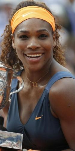 Serena Williams dénonce