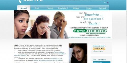 les sites anti-IVG