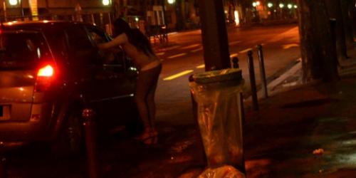 prostitution de mineurs en France
