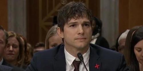 Ashton Kutcher engagé !