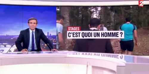 message sexiste sur France 2 ?