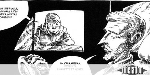 «L'ARAIGNÉE DE MASHHAD»