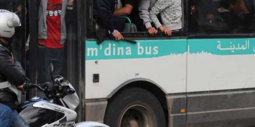 Agression sexuelle dans un bus