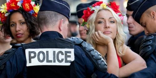 Femen, le concept