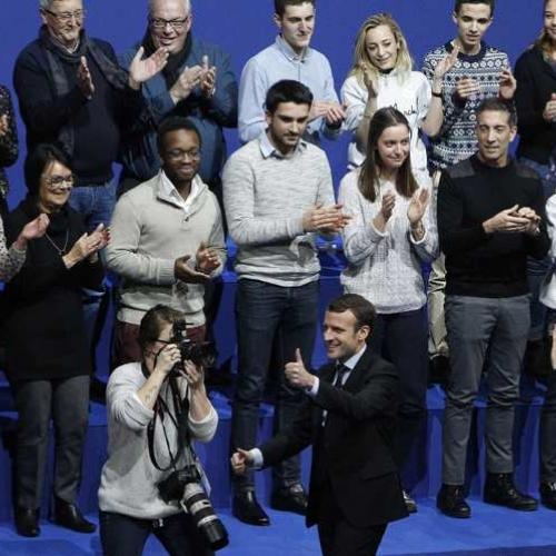 La parité chez Macron
