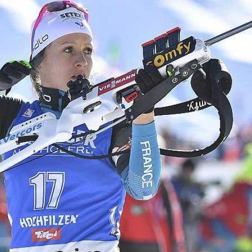 Anaïs Chevalier médaillée !