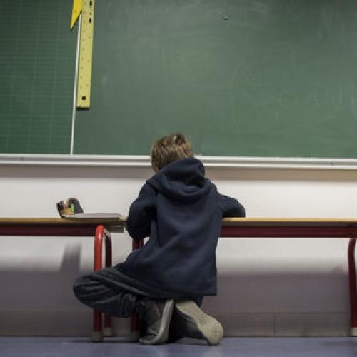 stéréotypes sexistes à l'école